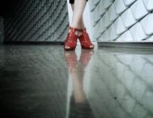Elle fashion film 'Dr. Vampire'