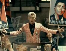 GD & TOP '집에 가지마' music video