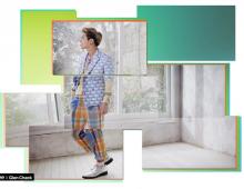 SHINee & TVXQ of SM Fashion Film for W Korea, April, 2013