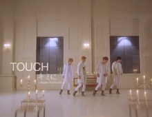 TOUCH  'キミに' Music Video